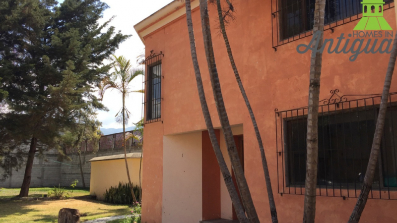 2 bedrooms apartment for rent in central of Antigua Guatemala